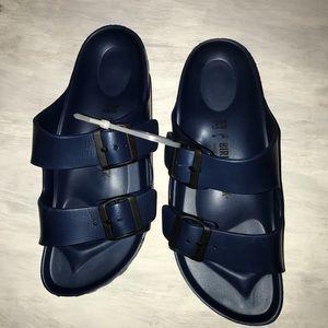 Birkenstocks Essentials Arizona Rubber Sandals 38